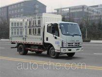 Foton BJ5046CCY-BU грузовик с решетчатым тент-каркасом