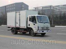 Foton BJ5076XXY-AB box van truck