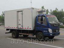 福田牌BJ5079XLC-BA型冷藏车