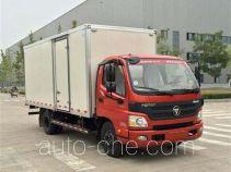 福田牌BJ5079XXY-FA型厢式运输车