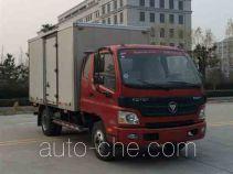 Foton BJ5079XXY-FB box van truck