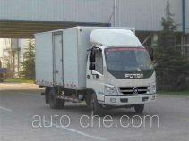 Foton BJ5079XXY-FD box van truck