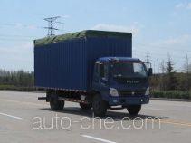 Foton BJ5081VDBED-S1 soft top box van truck