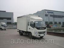 Foton BJ5081VDCED-S1 soft top box van truck