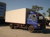 Foton BJ5081XBW insulated box van truck