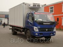 Foton BJ5081XLC refrigerated truck