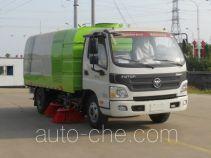 福田牌BJ5082TSLE5-H1型扫路车
