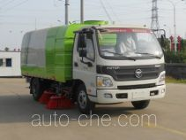 Foton BJ5082TSLE5-H1 street sweeper truck