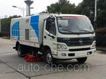 福田牌BJ5082TXSE4-H1型洗扫车