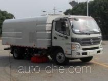 福田牌BJ5082TXSE5-H1型洗扫车