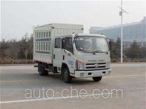 福田牌BJ5083CCY-A3型仓栅式运输车