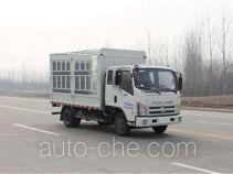 福田牌BJ5083CCY-B2型仓栅式运输车
