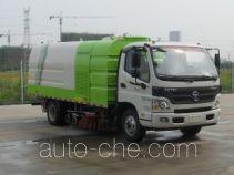 福田牌BJ5083TSLE5-H1型扫路车