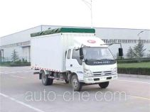 Foton BJ5083VECEA-G soft top box van truck