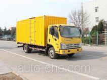 福田牌BJ5083XXY-A4型厢式运输车