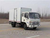 福田牌BJ5083XXY-B2型厢式运输车