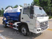 Foton BJ5085GXW-2 sewage suction truck