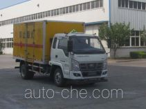 Foton BJ5085XQY-1 explosives transport truck
