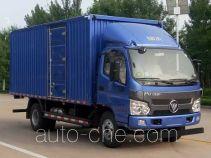 Foton BJ5085XXY-2 box van truck