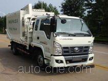 福田牌BJ5085ZZZ-3型自装卸式垃圾车