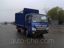 Foton BJ5088CCY-F2 грузовик с решетчатым тент-каркасом