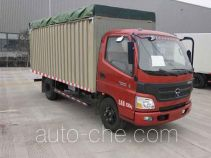 Foton BJ5089CPY-F1 soft top box van truck