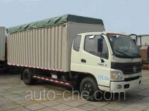 Foton BJ5089CPY-F2 soft top box van truck