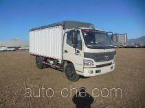 Foton BJ5089CPY-F5 soft top box van truck
