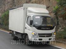 Foton Ollin BJ5089VCBFD-A2 soft top box van truck
