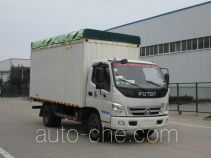 Foton BJ5089VEBEA-5 soft top box van truck