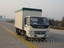 Foton BJ5089VEBEA-5 soft top box van truck