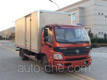 Foton BJ5089VEBEA-FB box van truck