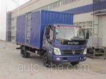 Foton BJ5089VEBEA-FJ box van truck