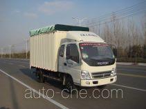 Foton BJ5089VECEA-5 soft top box van truck