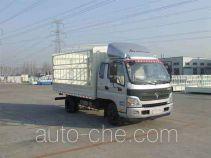 Foton BJ5089VECEA-FD грузовик с решетчатым тент-каркасом