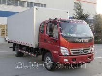 Foton BJ5089VECEA-FJ box van truck