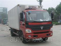 Foton BJ5089XLC-FA refrigerated truck