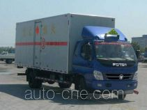 Foton BJ5089XQY-1 explosives transport truck