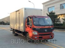 Foton BJ5089XXY-A3 box van truck