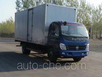 Foton BJ5089XXY-A6 box van truck