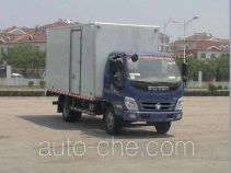 Foton BJ5089XXY-BA box van truck