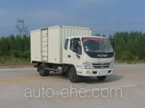 Foton BJ5089XXY-CB box van truck