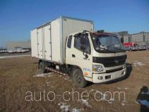 Foton BJ5089XXY-F2 box van truck