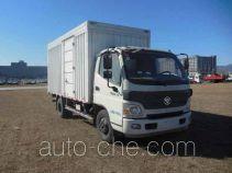 Foton BJ5089XXY-F5 box van truck