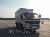 Foton BJ5089XXY-FA box van truck