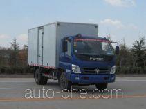 Foton BJ5089XXY-FD box van truck