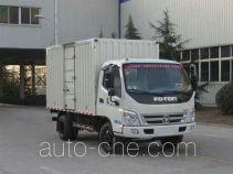 Foton BJ5089XXY-FM box van truck