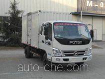 Foton BJ5089XXY-FN box van truck