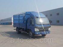 Foton BJ5093CCY-FD грузовик с решетчатым тент-каркасом