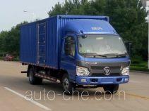 Foton BJ5093XXY-FB box van truck